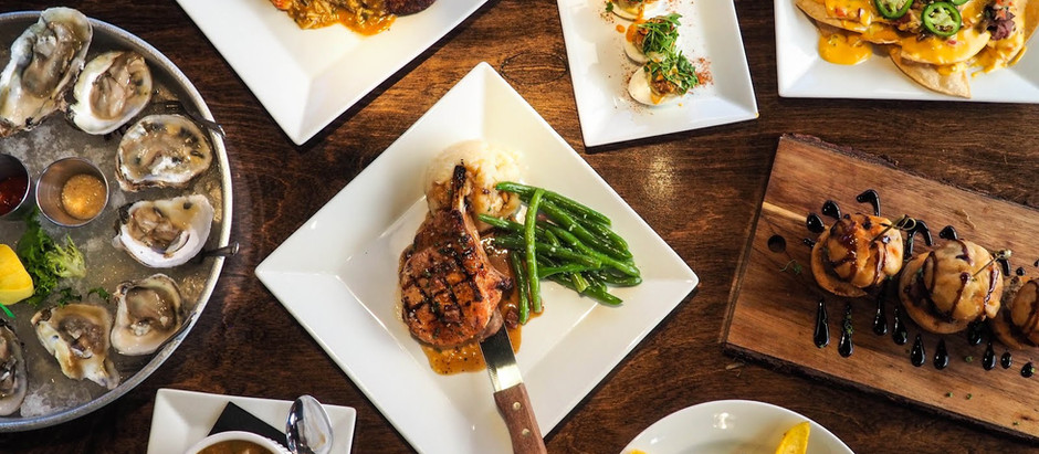Pinch Seafood Restaurant & Bar: Seafood with a Southern Flair