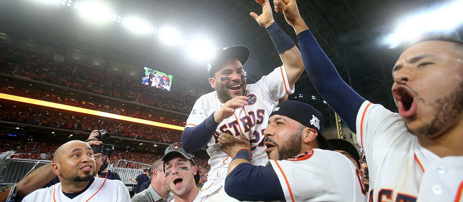 Astros for the World Series: 5 Best Spots to Watch the Game
