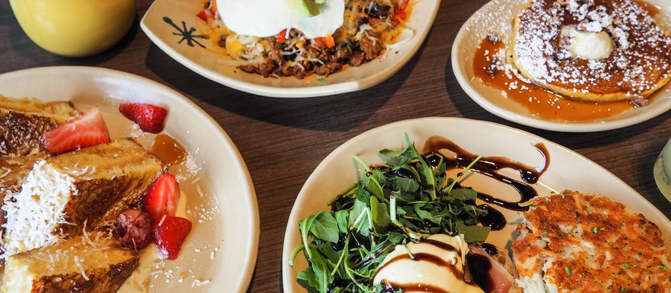 3 Brunch Spots You Need To Go To This Weekend