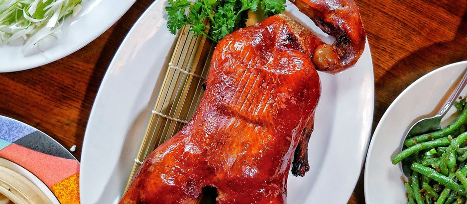 Spicy Girl WestU: All About The New 3 Course Beijing Duck
