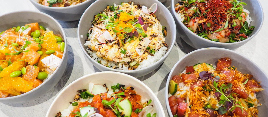 Seaside Poke: Houston's #1 Poke Spot Right Now
