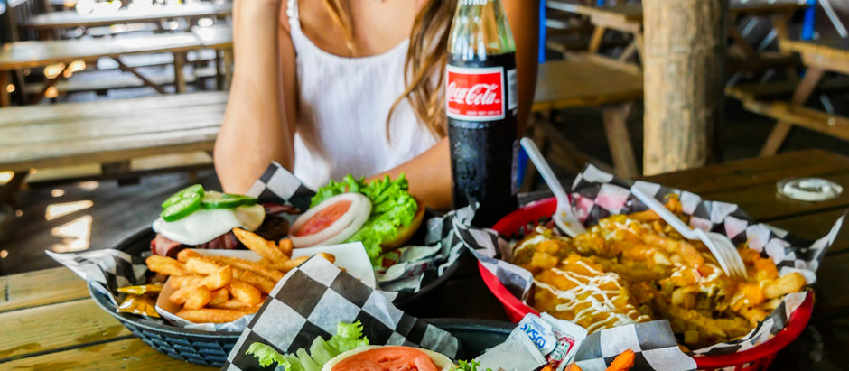 Where to Eat on North Padre Island in Corpus Christi, TX