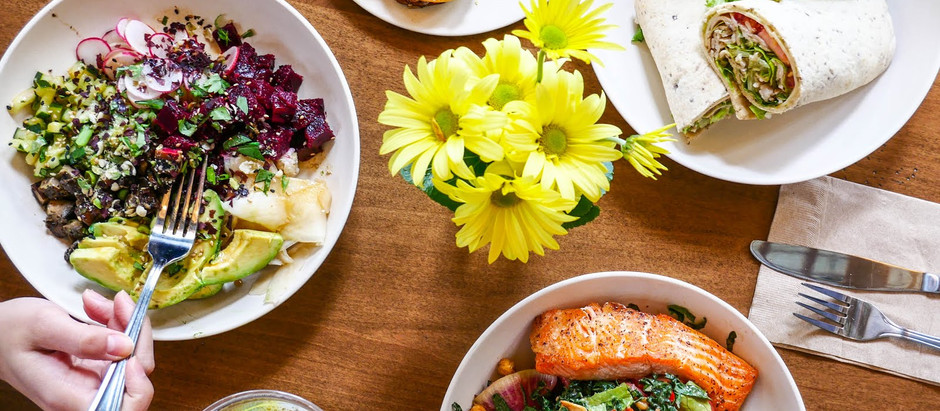 Flower Child: Uptown's Newest Instagrammable Eatery Serving Up Healthy Dishes
