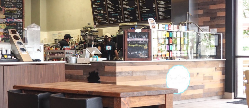 Cocohodo: Charming Coffeeshop in Katy!