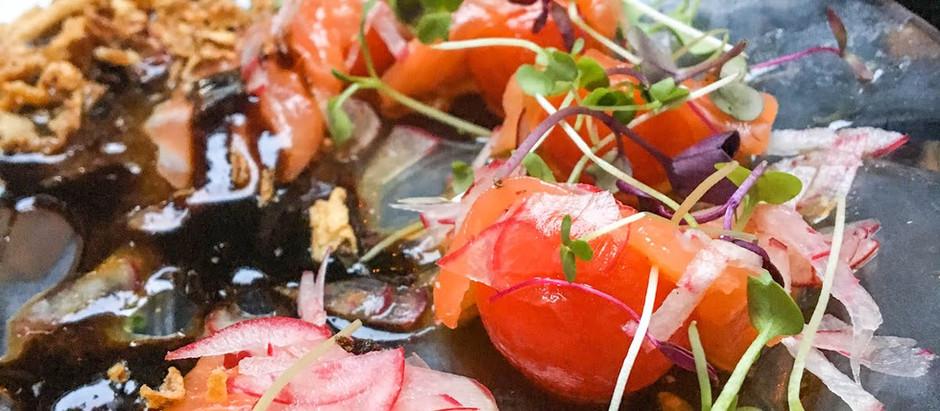 Ambrosia: Tapas Style Asian Eatery, the HRW Edition
