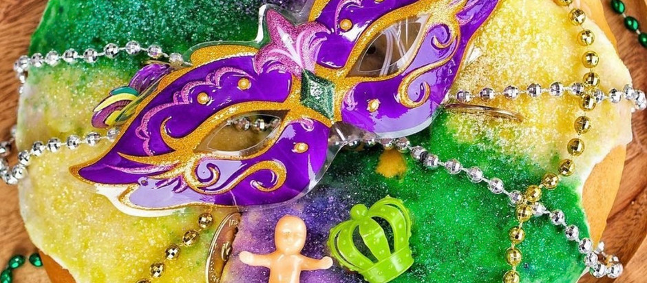10 King Cakes + Other Treats to Seek Out This Mardi Gras