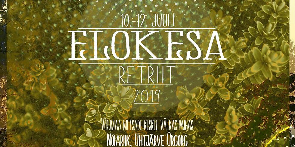 Elokesa Retriit 2019
