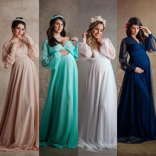 0136 - PARIS DRESS