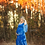 Thumbnail: 0054 - BELL SLEEVE DRESS