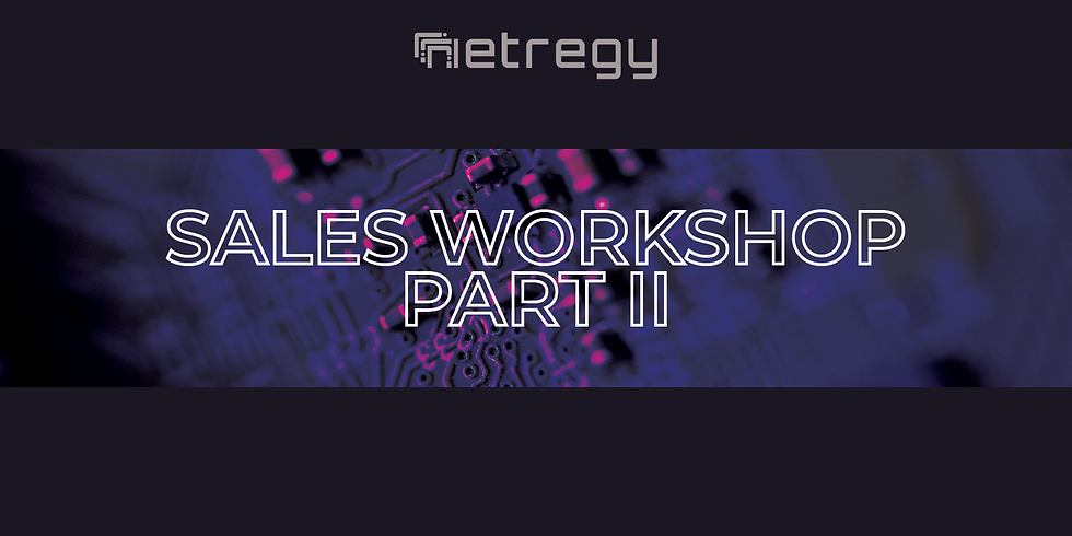 Sales Workshop (Part II - Yeastar Focus)