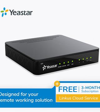 Yeastar Linkus Cloud Service