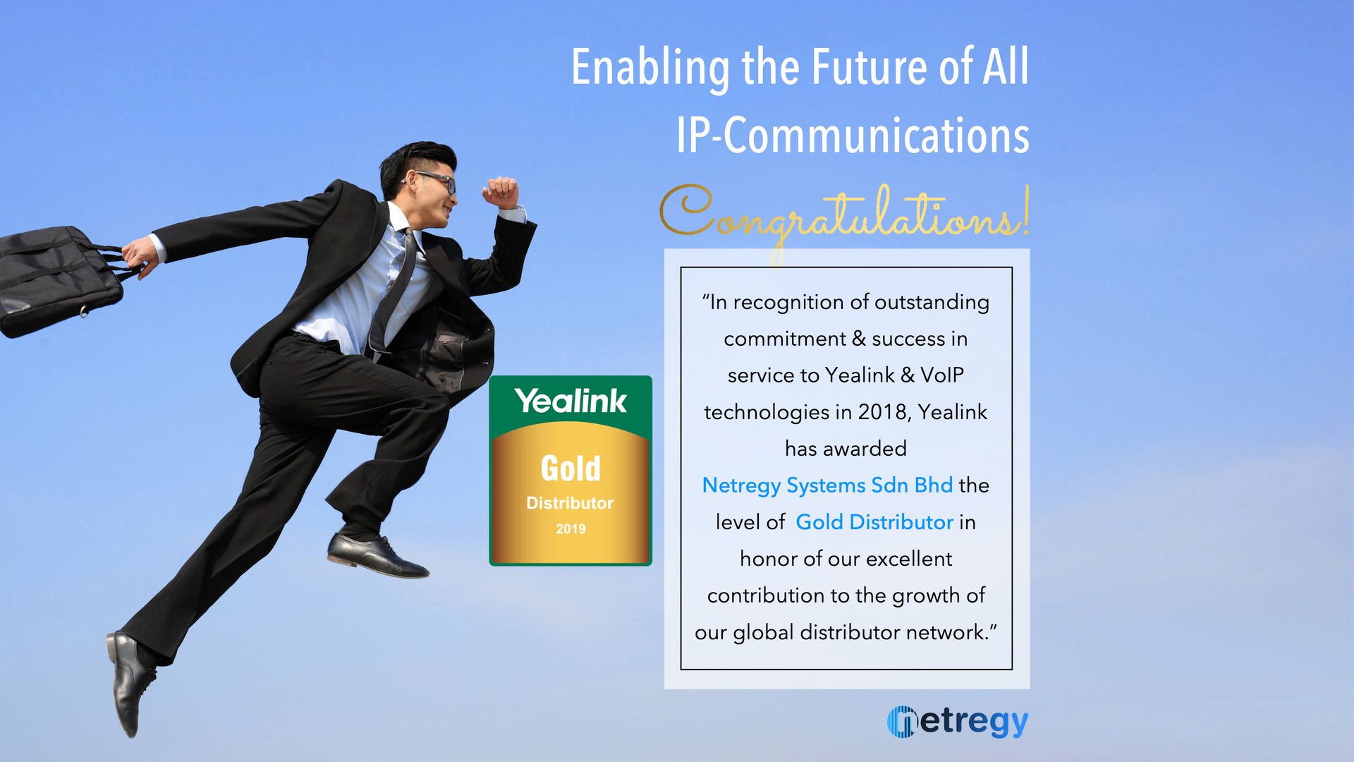 VoIP Solutions | Netregy Systems | Puchong