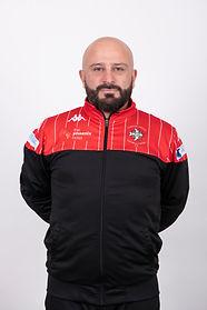 Theo Mihailidis - Senior Assitant Coach.