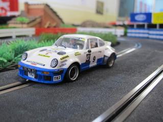 10º Campeonato de Rally Classics de Dream Slot. Sexta prueba