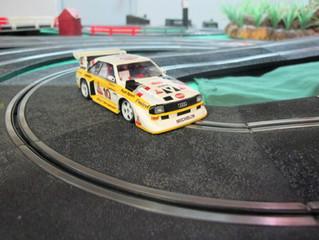 11º Campeonato de Rally Classics de Dream Slot. Crónica primera prueba.