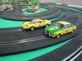 10º Campeonato de Rally Classics de Dream Slot. Séptima prueba