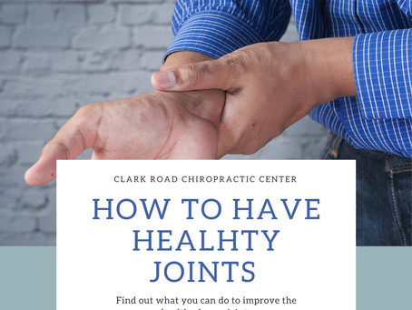 How to Have Healthy Joints at Any Age