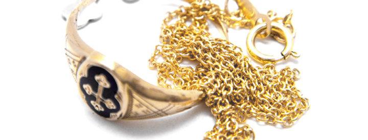 K14 Gold filled Azuki chain / K14ゴールドフィルド アズキチェーン(GO13001)