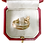 Thumbnail: France Antique Ring Snake - K18ゴールド・ターコイズのアンティークゴールドリング(TJ10042)