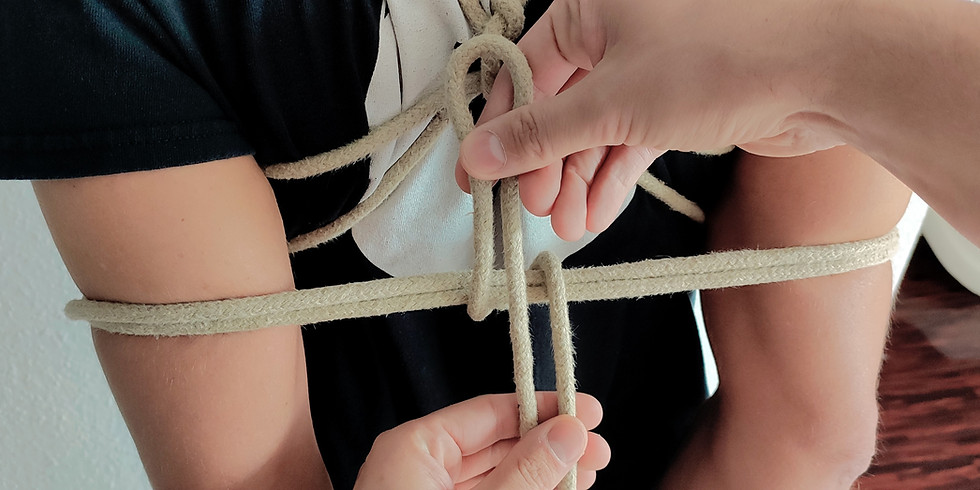 SOLD OUT: Einführung ins Bondage & Bondage online