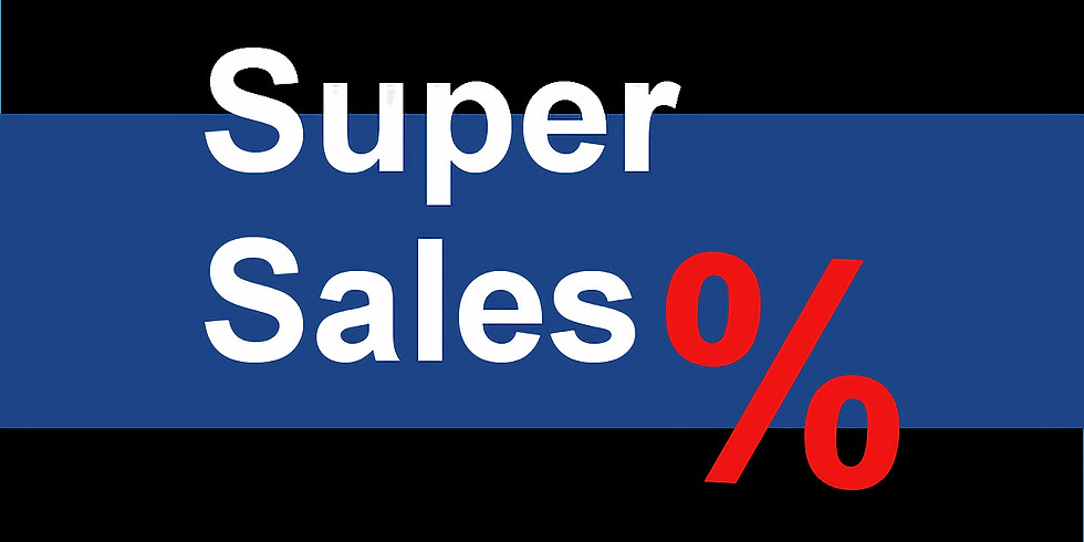 SSV + Blackfriday = Super Sale 2018
