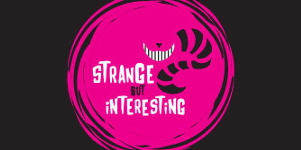 Strange, ... but interesting!