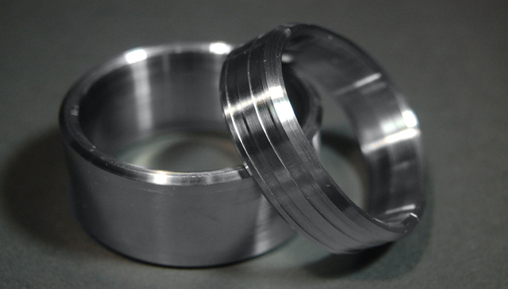 Custom made cockrings in stainless steal