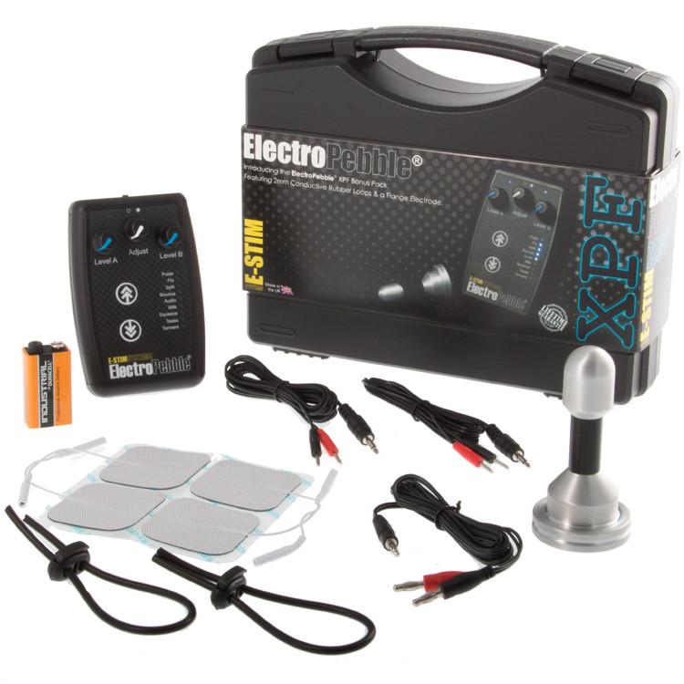 Elektrosex Workshop - Ein Einstieg mit dem 2B Set