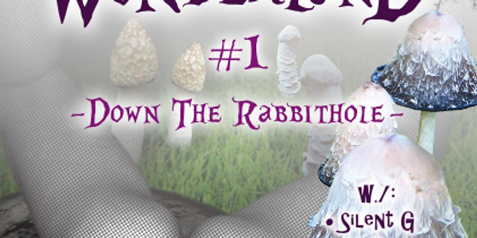 Kinky in Wonderland #1 - Down the Rabbit Hole
