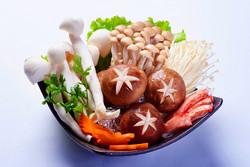 養生菇-選用高上新鮮香菇與精靈菇