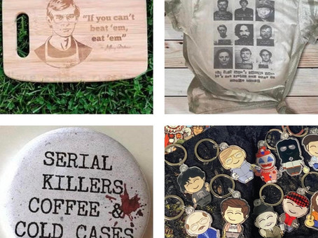 Murder Merch: True Crime On A Whole New Level