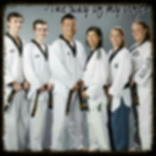 Red Tiger Martial Arts Staff