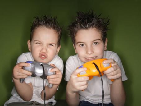 Martial Arts or Video Games?