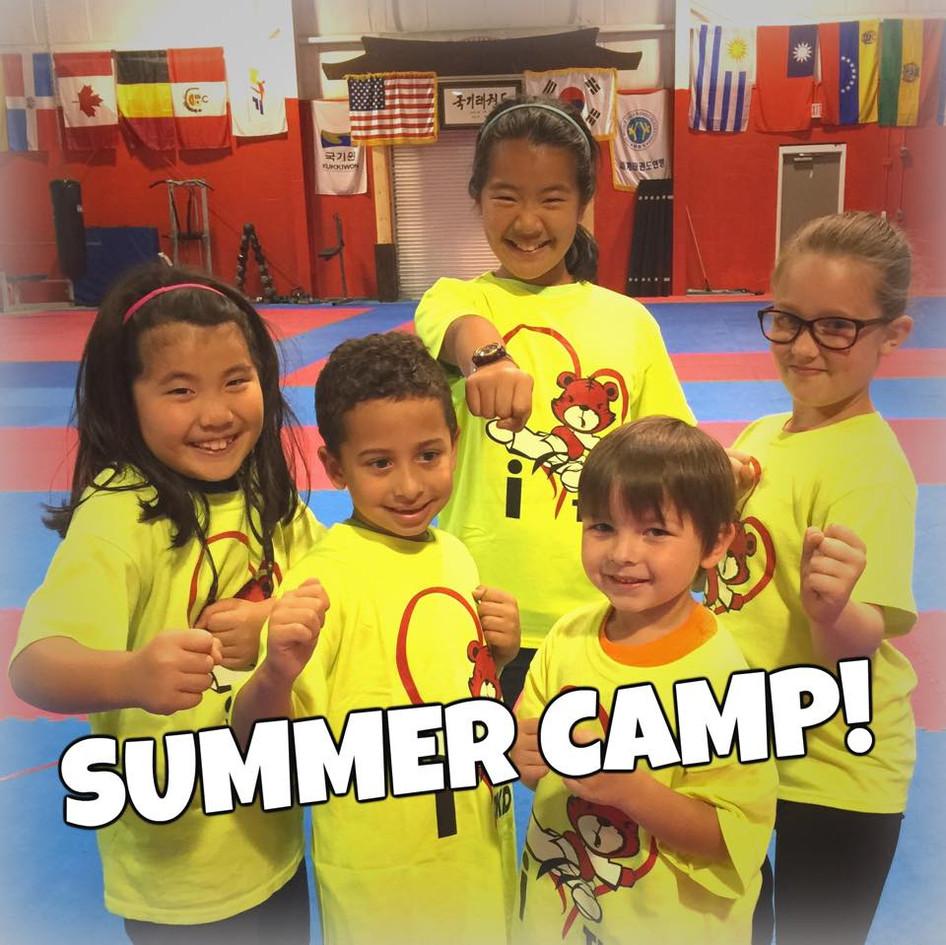 Voted Best Summer Camp