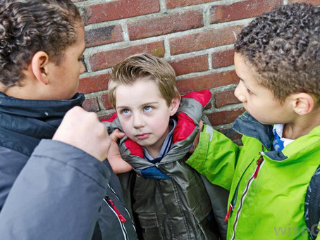 Do you know what you would do if your child was bullied?