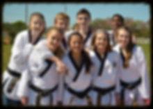 Teens Taekwondo kara