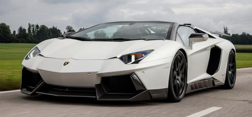 Novitec Carbon Front Trunk Lid Air Outlet Lamborghini Aventador