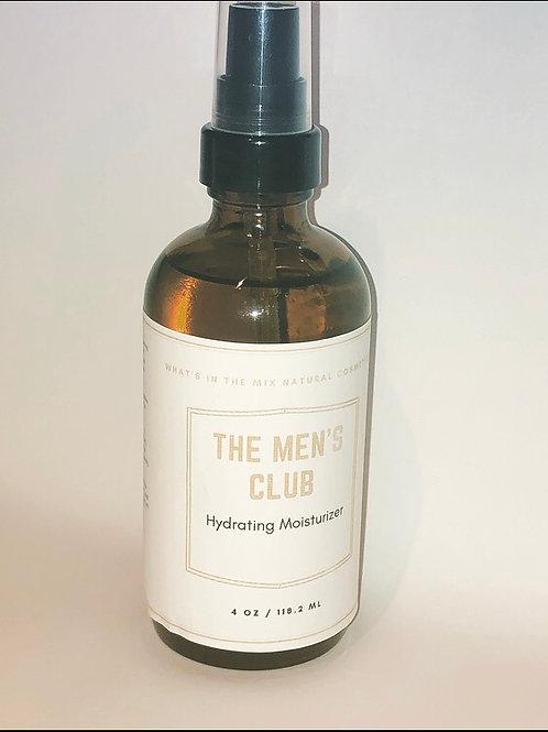 The Men's Club: Hydrating Moisturizer