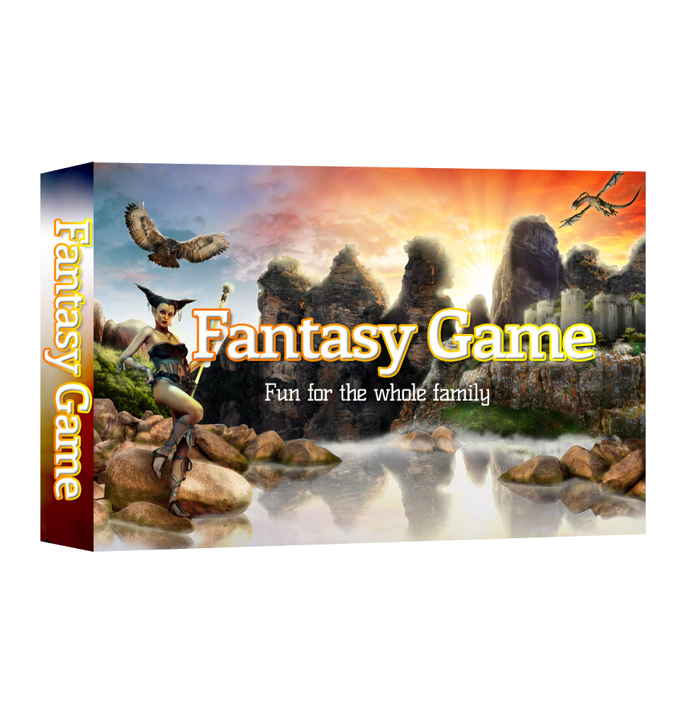 Fantasy Board Game
