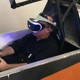 X-Wing Flight Sim Exhibit