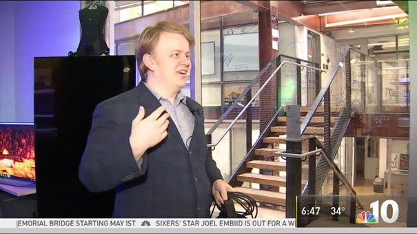 NBC10 News: Drexel IRL