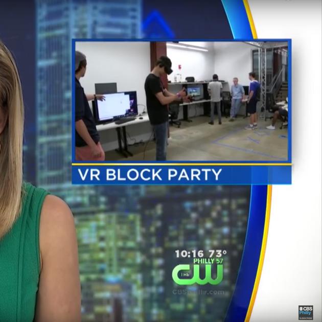 Drexel VR Block Party