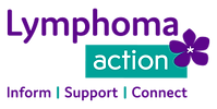 AW Lymphoma Action Logo with strapline R