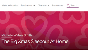 The Big Xmas Sleepout At Home