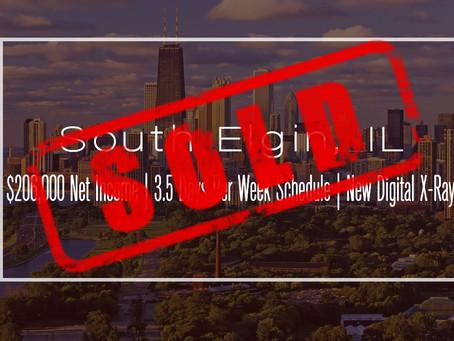 Illinois Practice Sold!