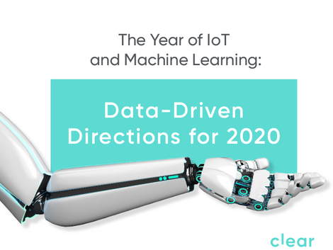 The Year of IoT and Machine Learning: 9 Data-driven Directions for 2020