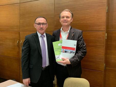 B2B встреча с представителями австрийских компаний Cimbria и Bertsch Laska
