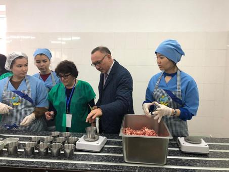 Открытие предприятия по производству консервов из верблюжьего мяса в инновационной упаковке