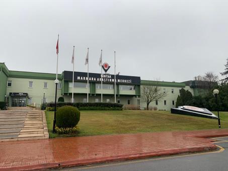 Официальный визит делегации КазНИИПП в TÜBİTAK - Совет по научным и техническим исследованиям.