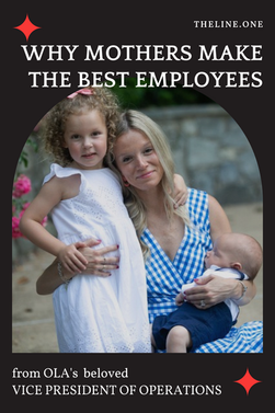 Why Mothers Make the Best Employees